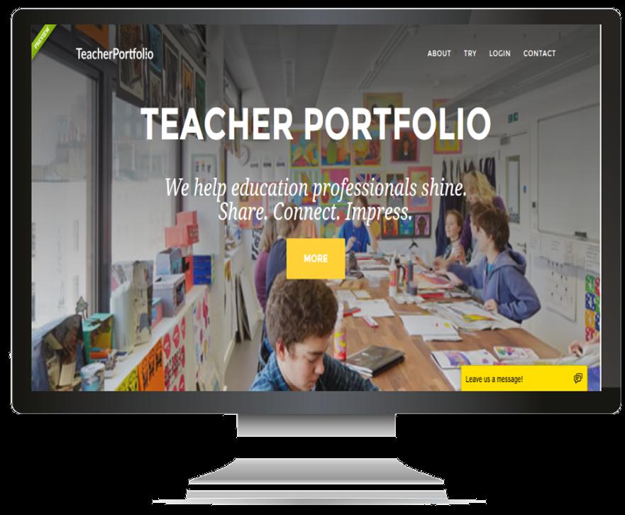 Teacher Portfolio